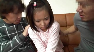 Skinny, Tiny-Tit Jap Girl (Better Than the First Time) 2
