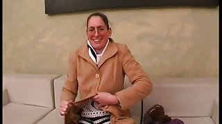 hairy French Professor Valerie aka Josephine