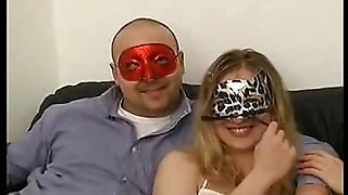 real italian masked wife