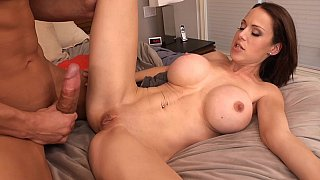 Busty mom Mrs. McKenzie getting fucked