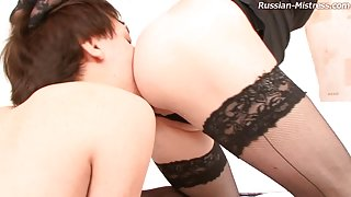 Russian-Mistress Video: Mistress Isabella