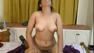 Indian woman riding cock
