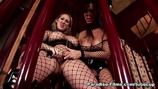Mandy Bright & Maria Bellucci in Heavy Petting - Paradise-Films