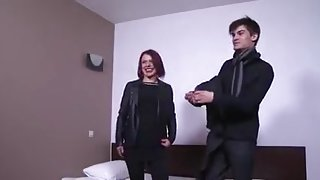 Hot milf and her younger lover 50