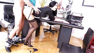 Milf Office fuck